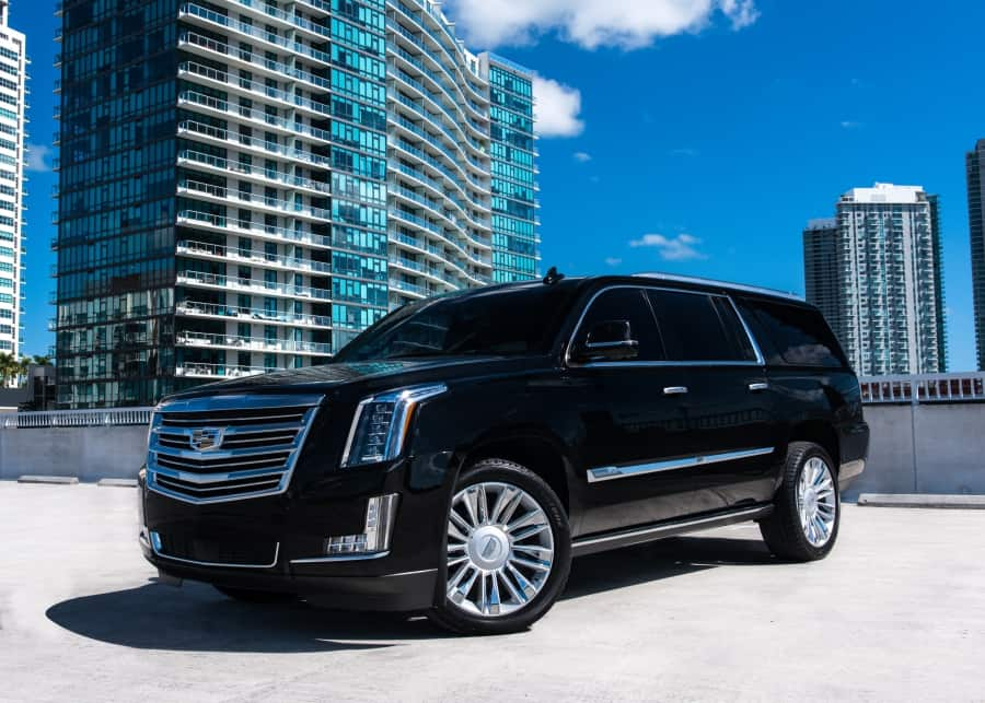 Cadillac Escalade Rental Miami
