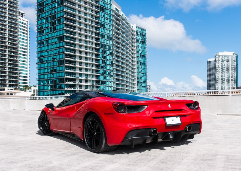 Ferrari 488 Rental Miami
