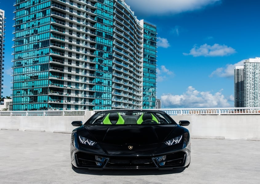 Lamborghini rental cheap