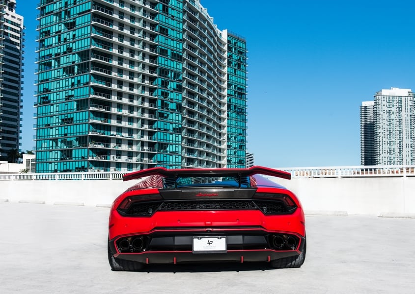 Rent Lambo in Miami