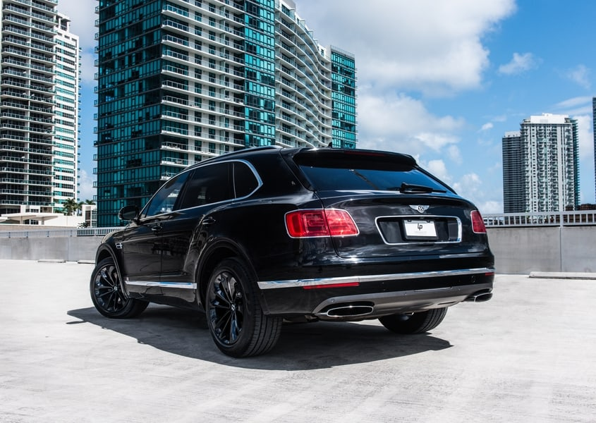 Rent a Bentley Bentayga