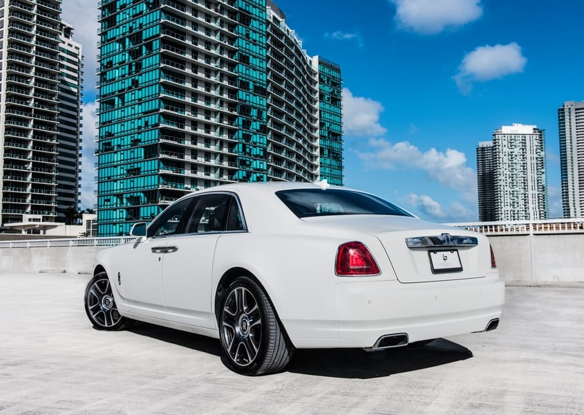 Rolls Royce Ghost for rent miami