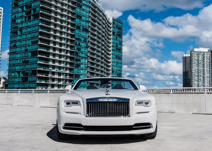 Rolls Royce Rental Miami