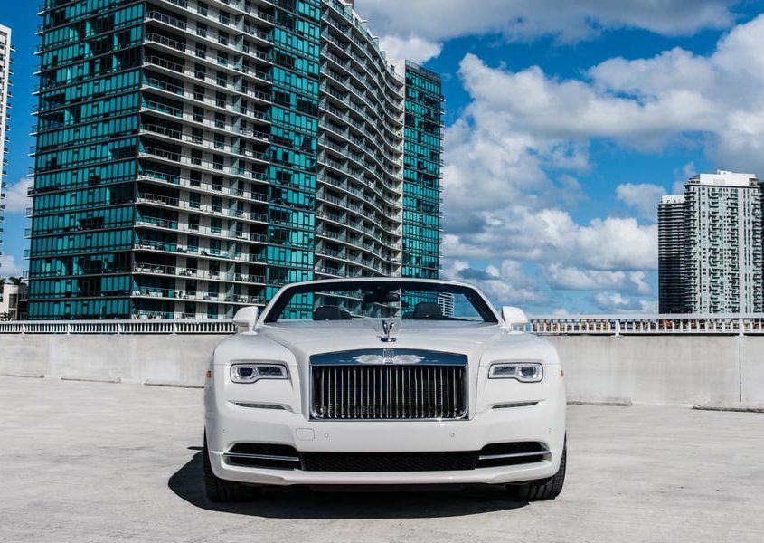 Rolls Royce Rental Miami