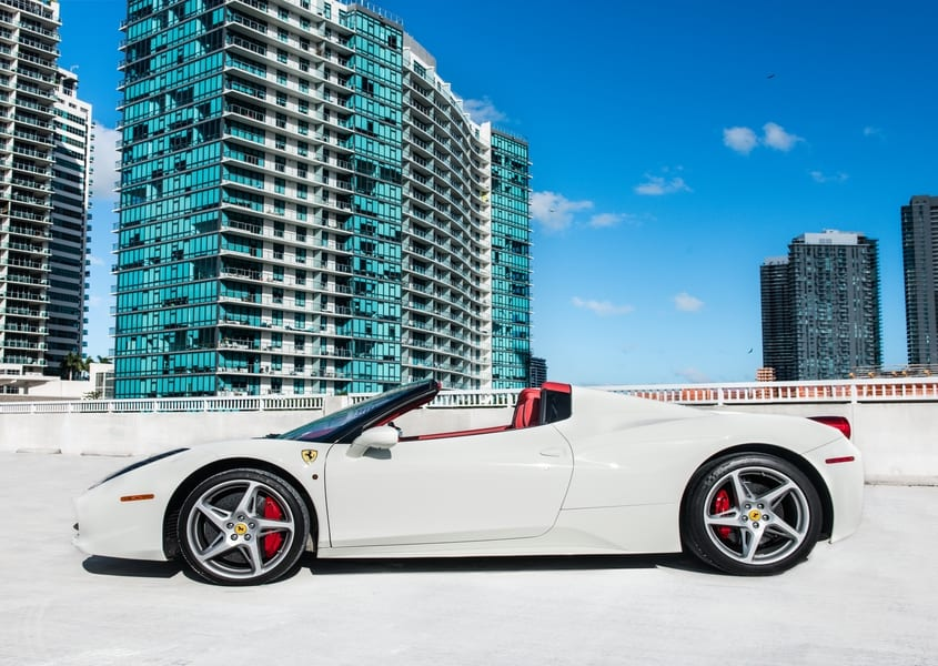 exotic car rental fort lauderdale