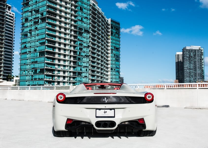 exotic cars in miami