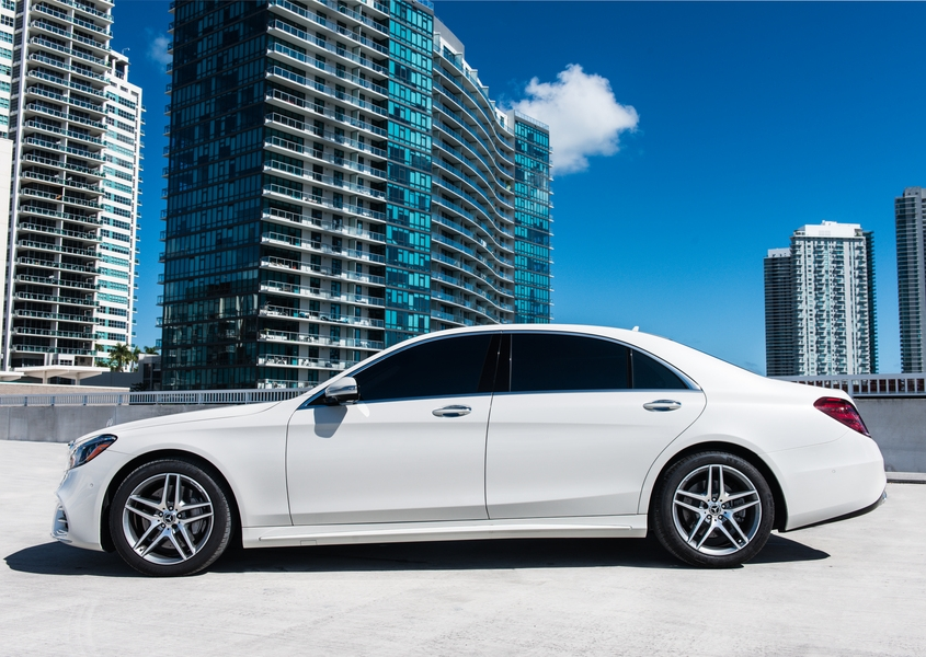 mercedes benz s450 rental