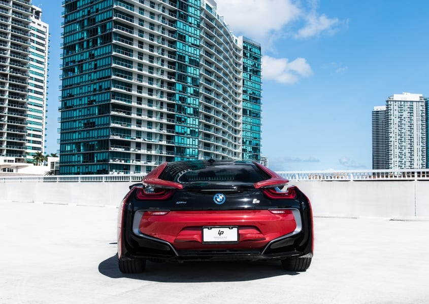 rent bmw i8 miami
