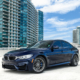 BMW M3 rental Miami